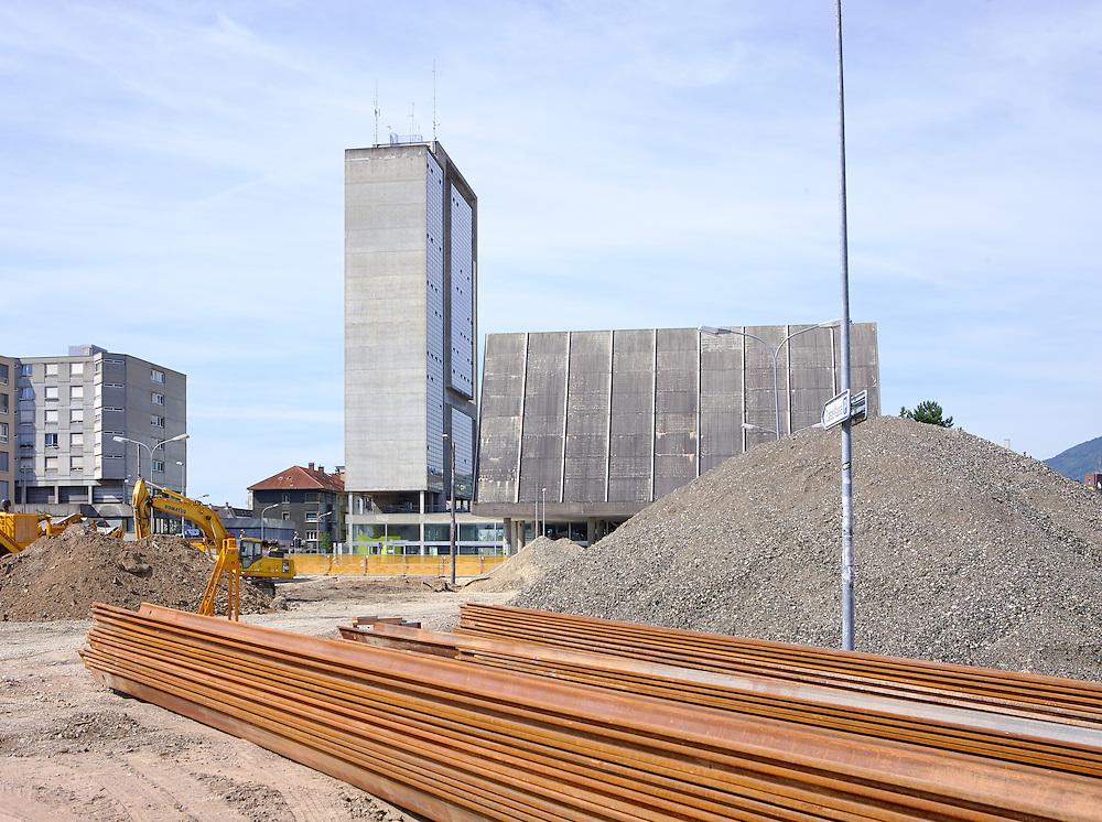 Neugestaltung des Gaswerkareals in Biel