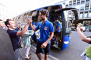 DESCRIZIONE : Nazionale Maschile Visita al Gazzetta Store <br /> GIOCATORE : Luca Vitali<br /> CATEGORIA : nazionale maschile senior <br /> SQUADRA : Nazionale Maschile <br /> EVENTO : Visita Gazzetta Store <br /> GARA : Media Day Nazionale Maschile <br /> DATA : 20/07/2015 <br /> SPORT : Pallacanestro <br /> AUTORE : Agenzia Ciamillo-Castoria