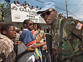 Haiti, presidential elections, 1996