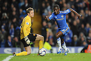 Chelsea v Manchester United 311012