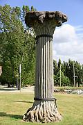 Campo del Sole Sculpture Garden, Tuoro sul Trasimeno, Umbria, Italy