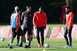 Timothy Fosu-Mensah of Manchester United  - Mandatory by-line: Matt McNulty/JMP - 19/10/2016 - FOOTBALL - Manchester United - Training session ahead of Europa League game against Fenerbahce