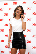 MADRID, SPAIN, 2016, APRIL 29 <br /> <br /> Alessandra Ambrosio, becomes an image of the Spring / Summer 16 campaign Xti. Friday, April 29, at the Melia Hotel ME Reina Victoria, Madrid<br /> ©Exclusivepix Media