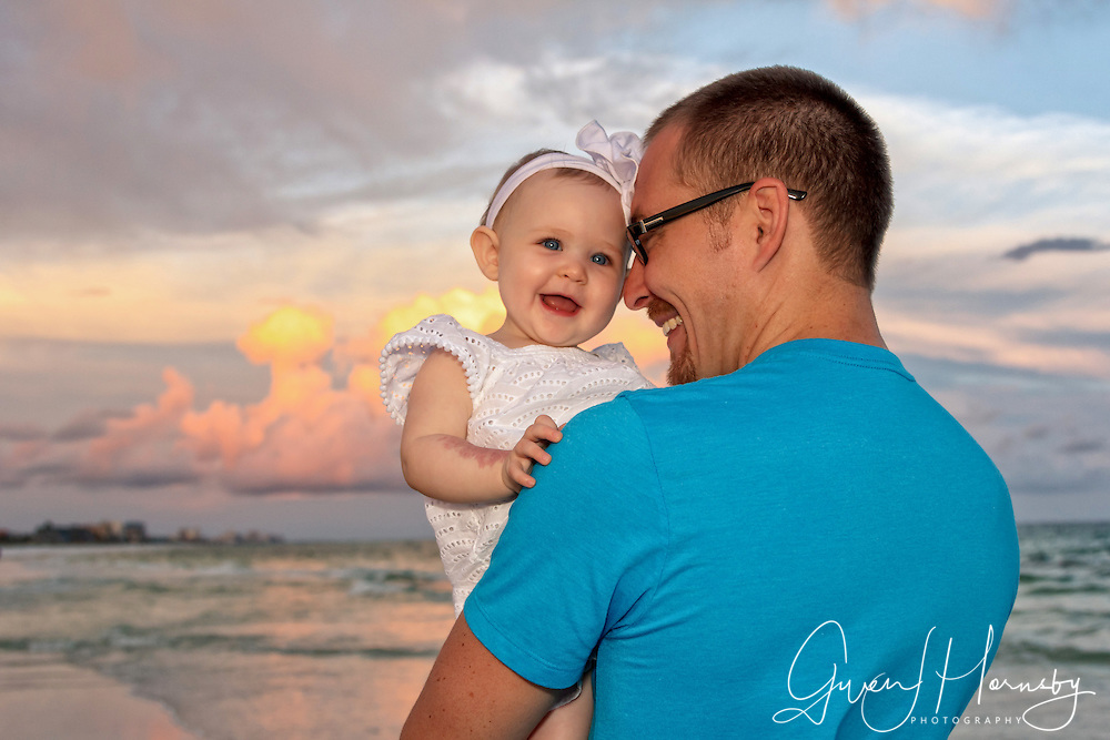Family Beach Photos by Expressions Beach Portraits in Destin, Florida, Miramar Beach, Florida and Beaches of 30-A