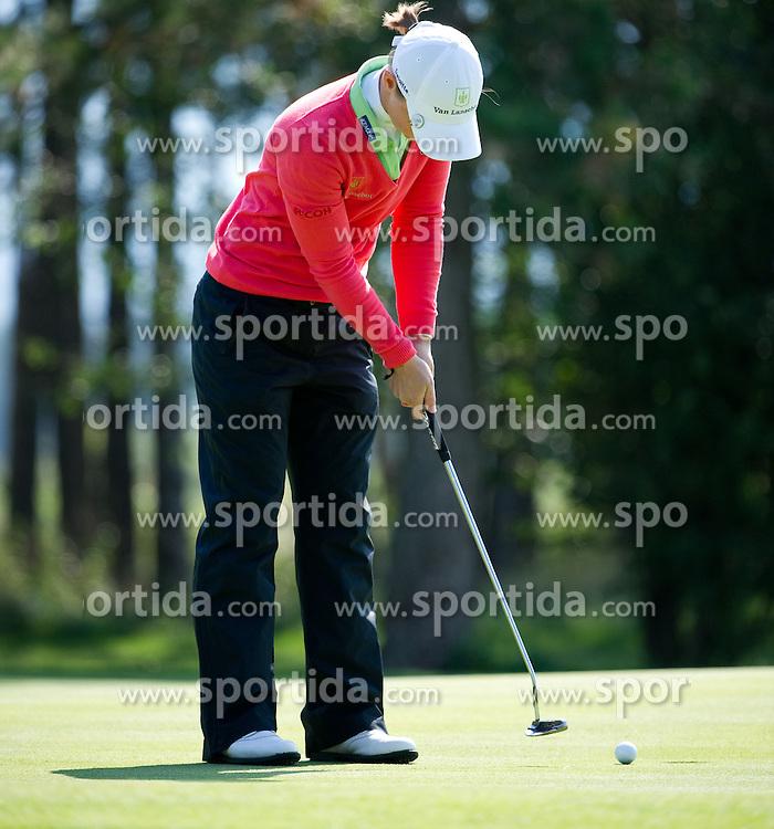 04.09.2010, Golfclub Foehrenwald, Wiener Neustadt, AUT, Golf, Ladies Golf Open Round 2, im Bild Christin Boeljon (FRA), EXPA Pictures 2010, PhotoCredit: EXPA/ S. Trimmel