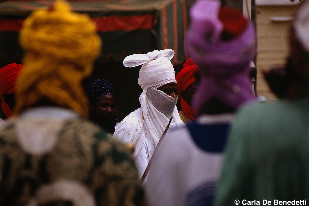 His Royal Majesty Alhaji Dr. Ado Abdullahi Bayero, Emir of Kano, Nigeria