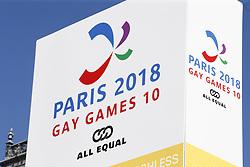 August 6, 2018 - Paris, FRANCE - Illustration embleme logo (Credit Image: © Panoramic via ZUMA Press)