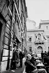 Roma, Italia 2011. <br /> &copy; 2011 Jackie Neale Chadwick