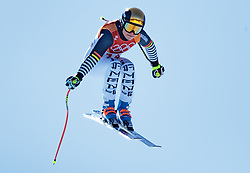 17.02.2018, Jeongseon Alpine Centre, Jeongseon, KOR, PyeongChang 2018, Ski Alpin, Damen, Super G, im Bild Viktoria Rebensburg (GER) // Viktoria Rebensburg of Germany in action during ladie's SuperG of the Pyeongchang 2018 Winter Olympic Games at the Jeongseon Alpine Centre in Jeongseon, South Korea on 2018/02/17. EXPA Pictures © 2018, PhotoCredit: EXPA/ Johann Groder