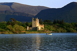 July 21, 2019 - Lough Leane, Ross Castle, Killarney National Park, County Kerry, Ireland (Credit Image: © Peter Zoeller/Design Pics via ZUMA Wire)