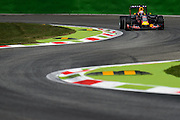 September 3-5, 2015 - Italian Grand Prix at Monza: Daniel Ricciardo (AUS), Red Bull-Renault