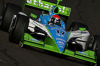Paul Dana, Indy Racing Phoenix preseason testing