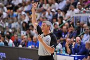 DESCRIZIONE : Campionato 2014/15 Serie A Beko Dinamo Banco di Sardegna Sassari - Grissin Bon Reggio Emilia Finale Playoff Gara4<br /> GIOCATORE : Luigi LaMonica<br /> CATEGORIA : Arbitro Referee Mani<br /> SQUADRA : AIAP<br /> EVENTO : LegaBasket Serie A Beko 2014/2015<br /> GARA : Dinamo Banco di Sardegna Sassari - Grissin Bon Reggio Emilia Finale Playoff Gara4<br /> DATA : 20/06/2015<br /> SPORT : Pallacanestro <br /> AUTORE : Agenzia Ciamillo-Castoria/L.Canu