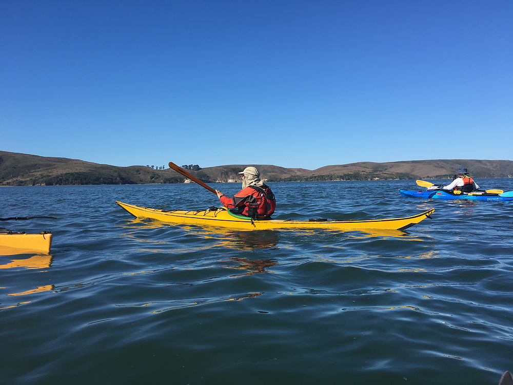 Perfect day on Tomales Bay