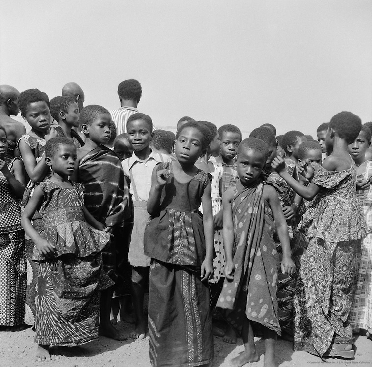 Children, Lagos, Nigeria, 1937