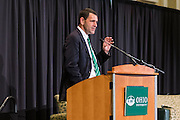 Ohio University College of Business Schey Sales Centre Symposium photographed on April 14, 2015.  Photo by Ohio University  /  Rob Hardin