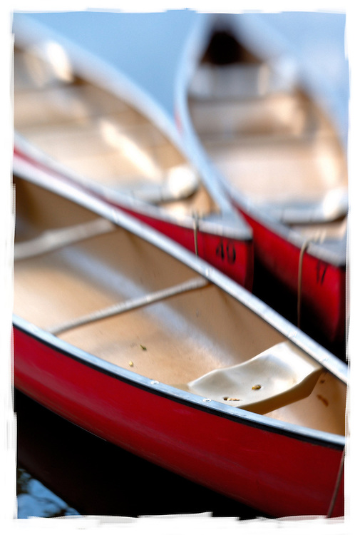 Clinton Canoe Company, Clinton Mill, Hunterdon County, New Jersey