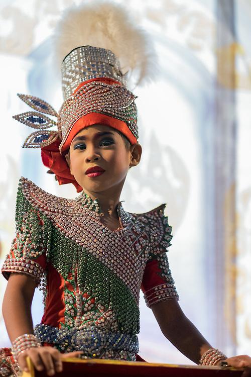 Thai Dancers, Nakhon Nayok, Thailand.