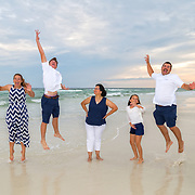 Goins Family Beach Photos