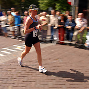 Kwart triathlon van Weesp 2004, Angelique van Tilburg