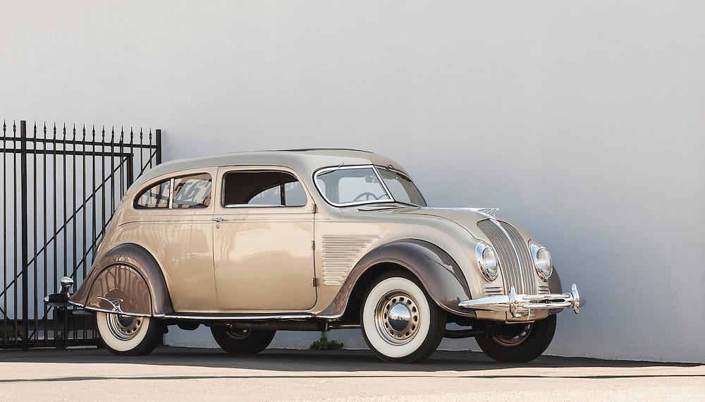 1934 DeSoto Airflow 2-dr Brougham
