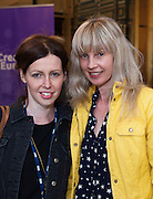 To celebrate 25 Years of MEDIA, The Creative Europe MEDIA Office Galway held the&nbsp;Creative Europe&nbsp;MEDIA Co-Production Dinner&nbsp;in Hotel Meyrick&nbsp;on Thursday the 7th of June as part of The&nbsp;Galway Film Fleadh.&nbsp;<br /> At the  event was Jude Goldrei Lunar Lander Films and Julia Stovell from Guiding Lights <br /> The networking dinner gives Fleadh goers&nbsp;privileged access to the world's leading film Financiers and a fantastic&nbsp;opportunity to network with European Producers and Film Fair Financiers. &nbsp;Creative Europe MEDIA Office Galway offers comprehensive information on the European Union's Creative Europe Programme, offering advice, support and information on Creative Europe funding support for the audiovisual industries including film, television and games.&nbsp; The regional office is also available to respond to queries by phone or email.&nbsp; In addition to providing one-to-one advice sessions and events throughout the year. &nbsp;<br /> <br /> For further information contact Eibhl&iacute;n N&iacute; Mhunghaile on 091 770728 or via email on&nbsp;eibhlin@creativeeuropeireland.eu&nbsp;<br />  Photo: Andrew Downes XPOSURE