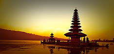 Lake Bratan, Bedugul, Bali