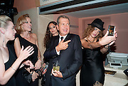 KATER WINSLET; EVA HERZIGOVA; ASTRID MUNOZ; MARIO TESTINO; NATALIA VODIANOVA<br /> , Mario Testino exhibition.  Hosted by Vanity Fair Spain and Lancome. Thyssen-Bornemisza Museum (Paseo del Prado 8, Madrid.20 September 2010.  -DO NOT ARCHIVE-© Copyright Photograph by Dafydd Jones. 248 Clapham Rd. London SW9 0PZ. Tel 0207 820 0771. www.dafjones.com.