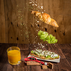 Puzzling World - Magic Food Photography