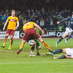 Dundee 4 v 1 Motherwell, SPFL Premiership played 10/1/2015