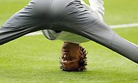 Photo: Chris Ratcliffe.<br /> Arsenal v Barcelona. UEFA Champions League Final. 17/05/2006.<br /> Jens Lehmann.
