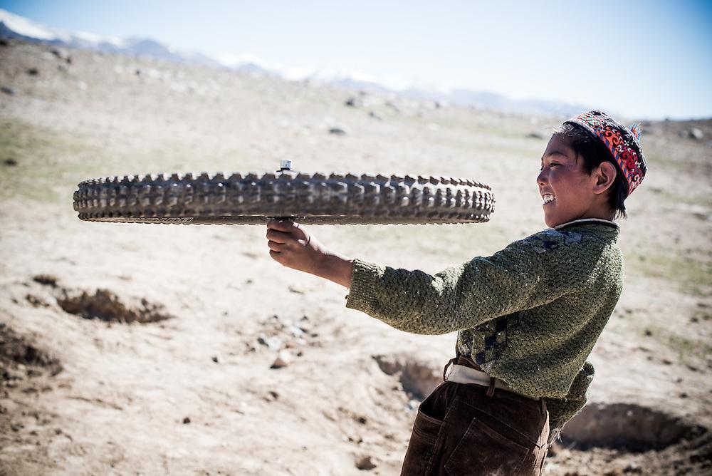 Wakhan Corridor, Afghanistan.