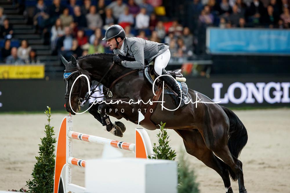 Weishaupt Philipp, GER, Asathir<br /> Stuttgart German Masters 2017<br /> © Hippo Foto - Dirk Caremans<br /> 19/11/17