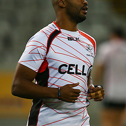 DURBAN, SOUTH AFRICA, 9,JULY, 2016 JP Pietersen of the Cell C Sharks during The Cell C Sharks vs Toyota Cheetahs  Super Rugby Match at Growthpoint Kings Park in Durban, South Africa. (Photo by Steve Haag)<br /> <br /> images for social media must have consent from Steve Haag