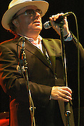 Van Morrison performing at the Austin City Limits Music Festival in Austin Texas, September 2006