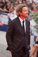 Actor Louis-Do de Lencquesaing at the gala screening for the film Francofonia at the 72nd Venice Film Festival, Friday September 4th 2015, Venice Lido, Italy.