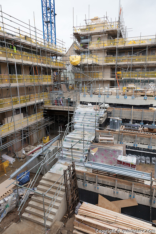 August 2012: Pembroke College Brewer Street Project