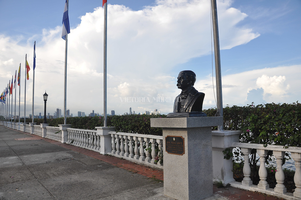 Causeway, Panamá City.©Victoria Murillo/istmophoto.com
