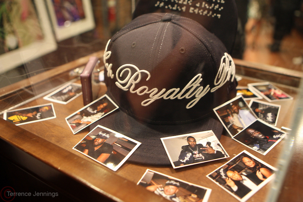 1 December 2010-New York, NY-  Limited Edition Cap by Johnny Nunez at The New Era Launch of his Limited Edition 59Fitfty Cap and Launch of his Eye Can Foundation held at The New Era Flagship Store on December 1, 2010 in New York City.Photo Credit: Terrence Jennings