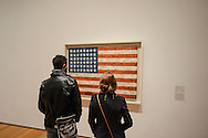 Jasper Johns. Museum of Modern Art, MoMA