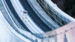 31.12.2016, Olympiaschanze, Garmisch Partenkirchen, GER, FIS Weltcup Ski Sprung, Vierschanzentournee, Garmisch Partenkirchen, Training, im Bild Maciej Kot (POL) // Maciej Kot of Poland during his Practice Jump for the Four Hills Tournament of FIS Ski Jumping World Cup at the Olympiaschanze in Garmisch Partenkirchen, Germany on 2016/12/31. EXPA Pictures © 2016, PhotoCredit: EXPA/ Jakob Gruber