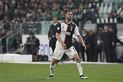 May 19, 2019 - Turin, Piedmont, Italy - Miralem Pjanic (Juventus FC) during the Serie A football match between Juventus FC and Atalanta BC at Allianz Stadium on May 19, 2019 in Turin, Italy. (Credit Image: © Massimiliano Ferraro/NurPhoto via ZUMA Press)