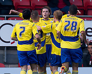 Leyton Orient v Accrington Stanley - 31/10/2015