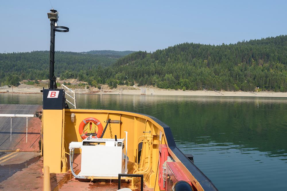 Canada, British Columbia, Fauquier,Lower Arrow lake
