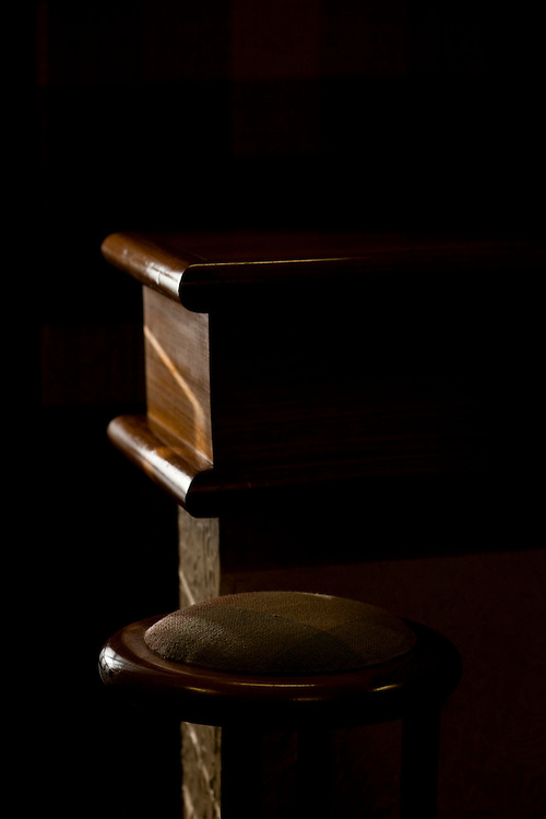 Belo Horizonte_MG, Brasil...Detalhe de um movel...A furniture detail...Foto: BRUNO MAGALHAES / NITRO