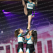 2030_GCA - GCA Senior  Level 3 Stunt Group