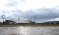 A general view of the Etihad Stadium
