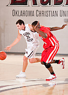 January 5, 2009: The Rogers State Hillcats play against the Oklahoma Christian University Eagles at the Eagles Nest on the campus of Oklahoma Christian University.