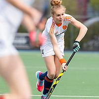 2017 Neth. MA v England Girls -18