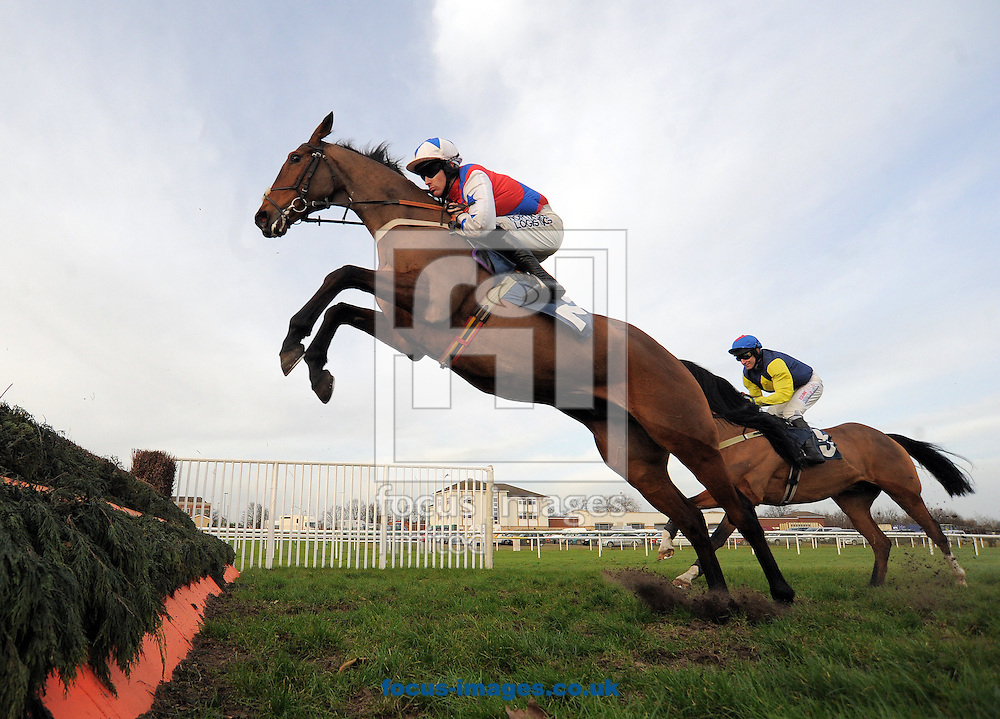 A preview of this weekend's favourites in UK Racing.<br /> Picture by Martin Lynch/Focus Images Ltd 07501333150<br /> 09/12/2016<br /> <br /> Original caption:<br /> THOMAS BROWN wins at Doncaster 29-1-16.